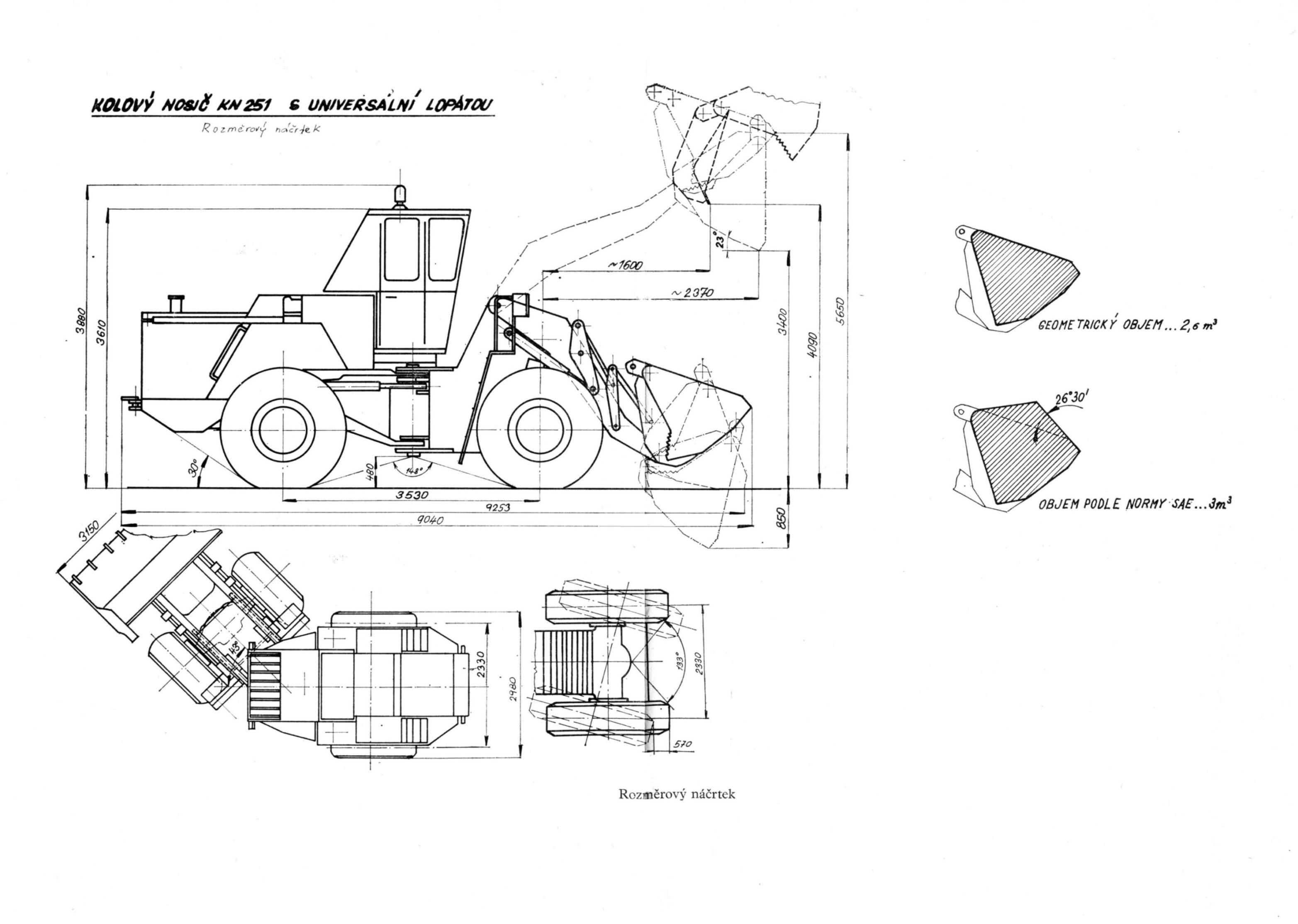 veicoli pesanti volat  biellorussia Rozmerov__n__rt_KN-251