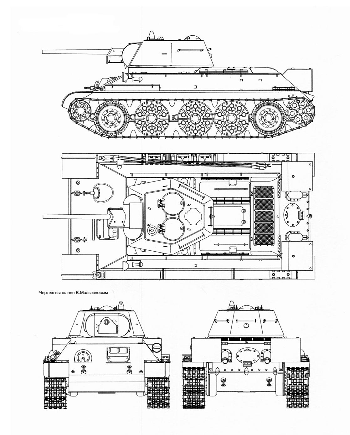Sov T 34 76 Model 1942 1943 Sssr Nastupnicke Staty Sssr Sov
