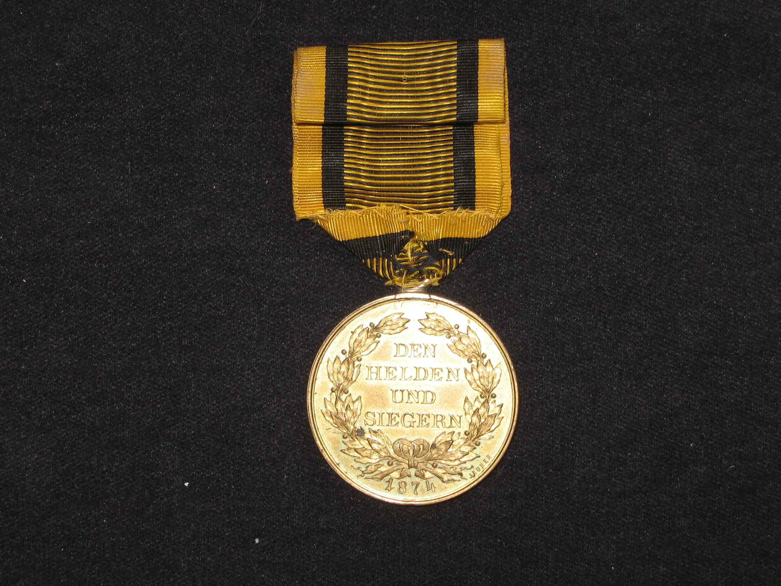 Pamětní a veteránské medaile na válku rakousko-pruskou 1866   Rakouská  republika (AUT) a1a1905610