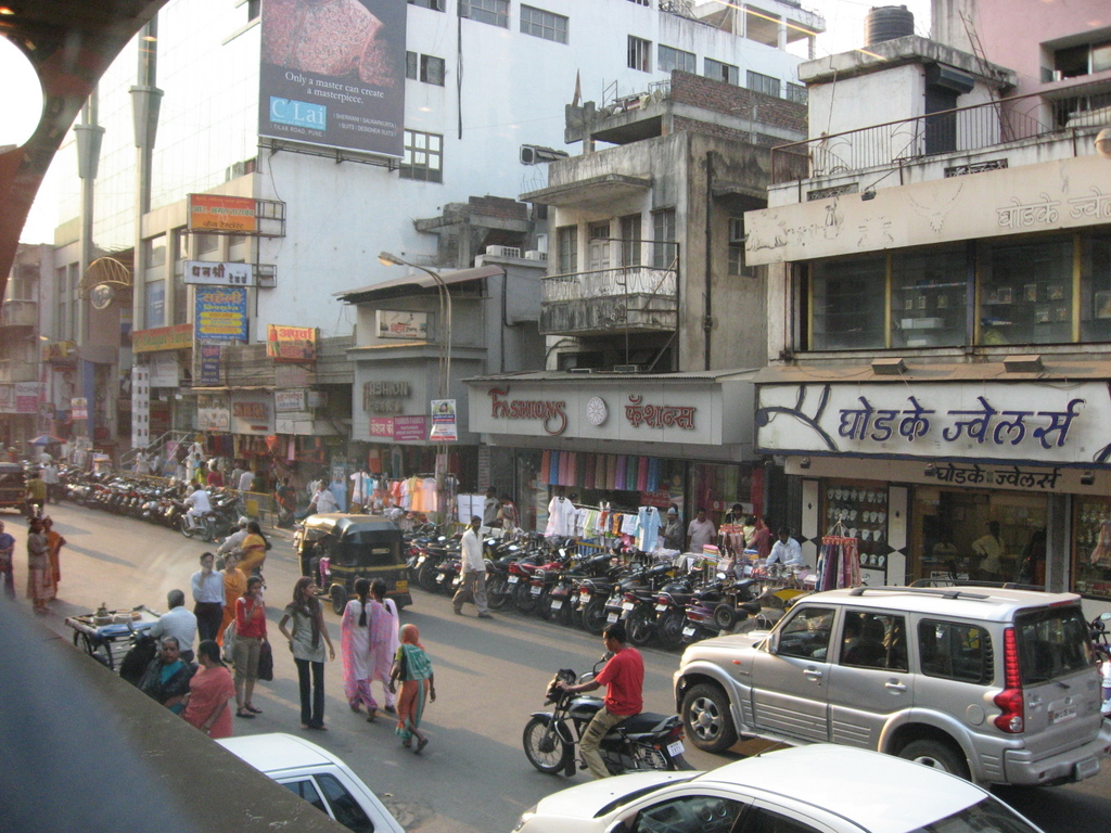 Pune India  city photo : Pune :: Města a obce :: Indie IND
