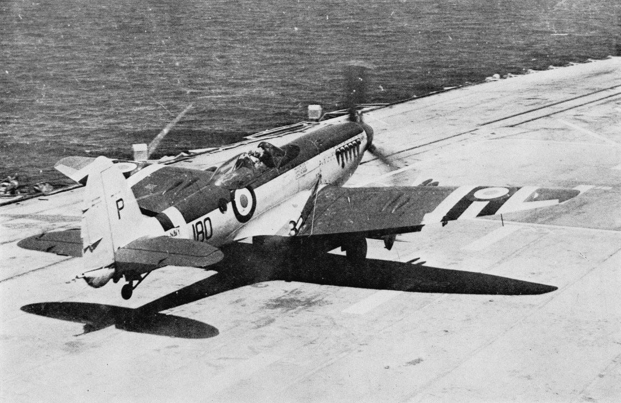 Supermarine Seafire Fr 47 Implemented Suggestions War