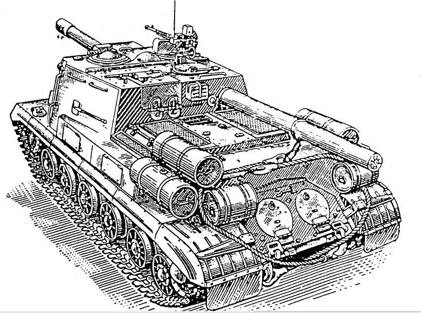 Танки №12 - ИСУ-152