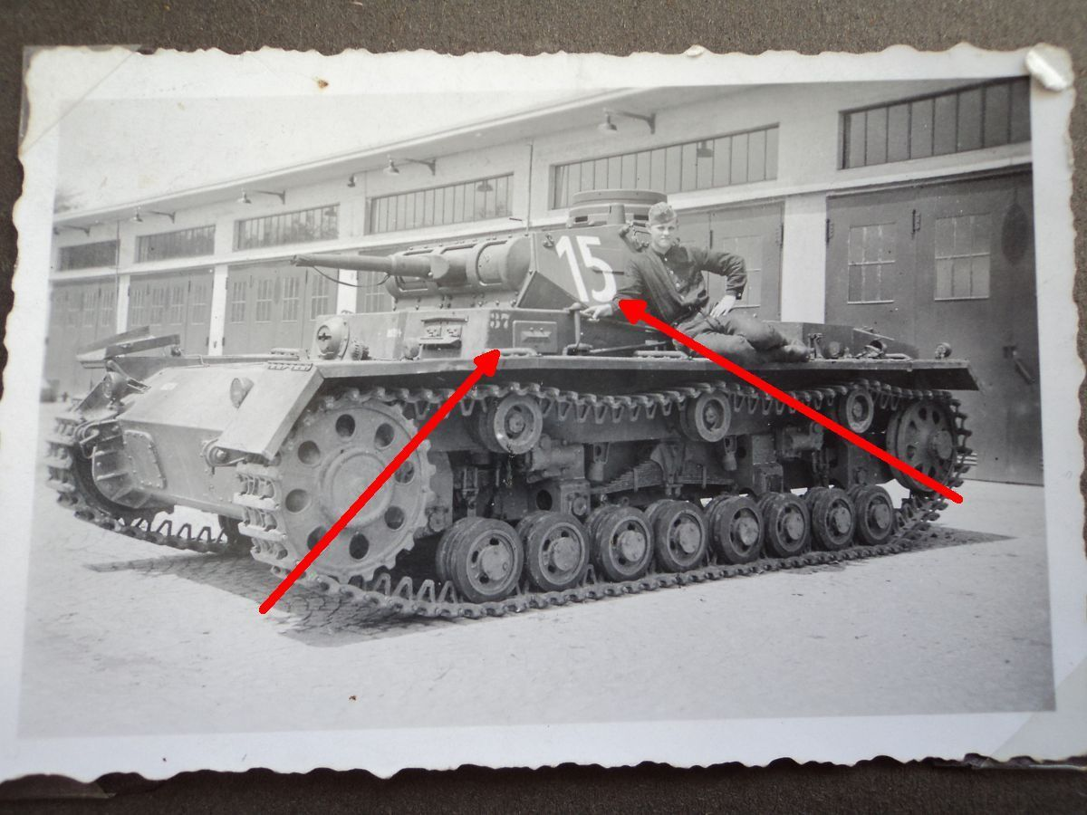panzerkampfwagen iii ausf a b c und d development and production from 1934 to 1938 plus the leichttr