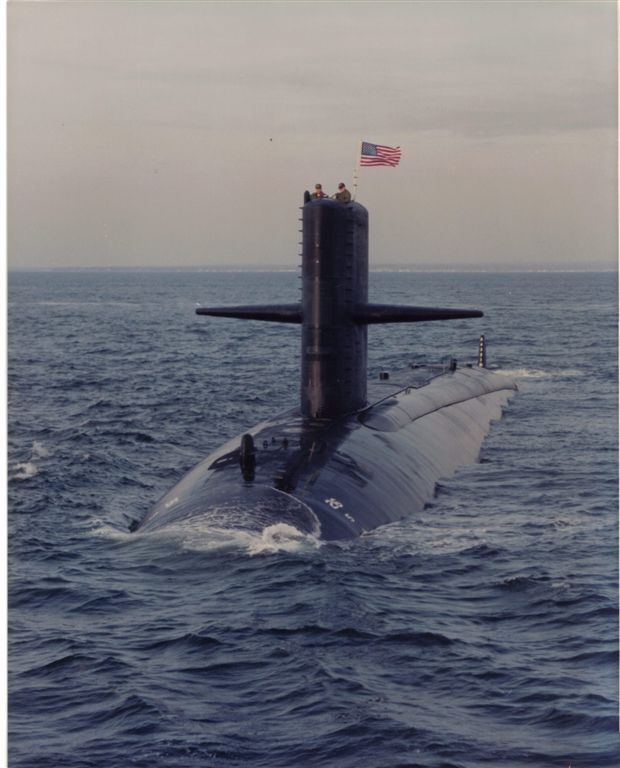 Submarine service uss puffer ssn 652 sturgeon class for Flying fish fleet