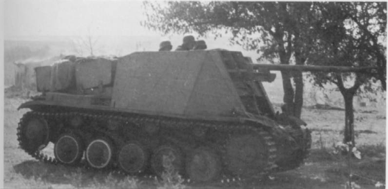 German 50 Mm Anti Tank Gun: For The Record: Lesser Known German TD's/Assault Guns
