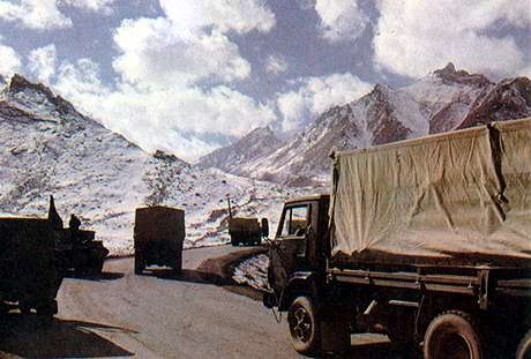 фото водители афган