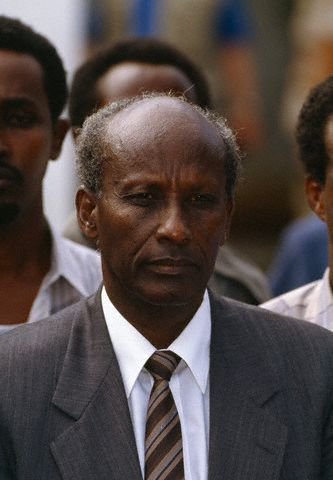 General Mohamed Farrah Aidid Aidíd, Mohamed Fa...