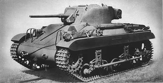 """M22 Locust Light Tank """" MILDAY.RU - Сайт обо всём интересном в военной истории."""