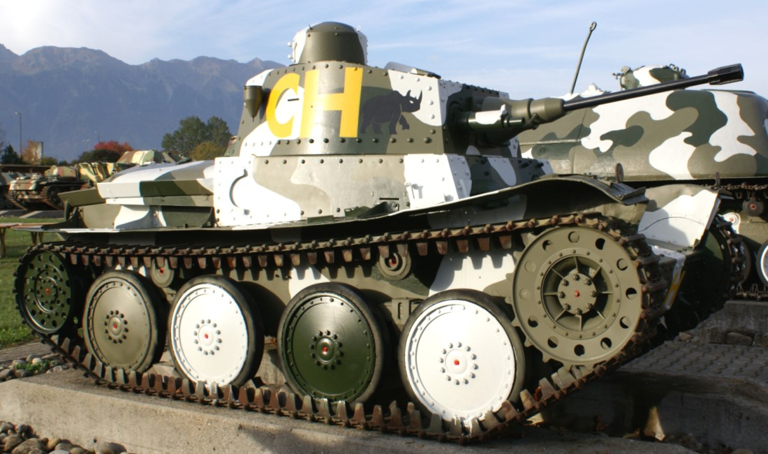 Pzw 39 (LTH) – possible lowtier Swiss tank | For the Record