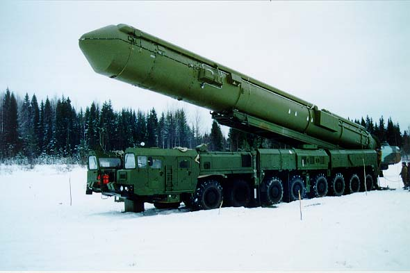 The Topol: Russia Bets On A Relatively New ICBM | 21st Century ...