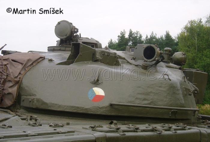T-72 v Československu : Československo / ČR / SR (CZK/CZE/SVK)