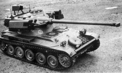 France  on Amx 13    France  Fra     Tanks