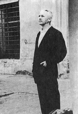 Mach, alexander - opúšťa väzenie - 1968