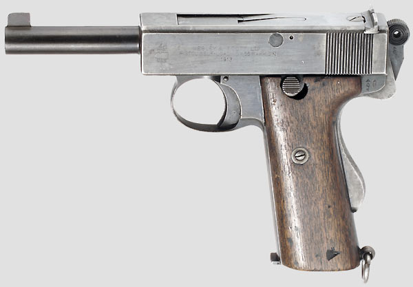 Handguns Used By The Italian Royal Army During Ww  From Top To