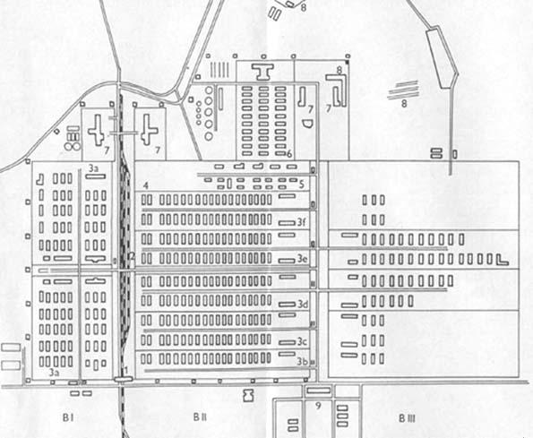Pol Auschwitz Birkenau Concentrations Camps