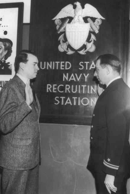 William-Patrick-Hitler-sworn-into-Navy-431x640