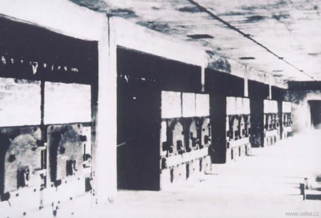Osvětim II. Březinka - Krematorium