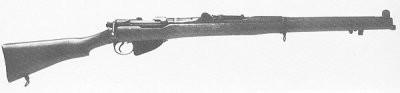 britská opakovačka Lee-Enfield No 1 Mk I (<em>SMLE</em>)