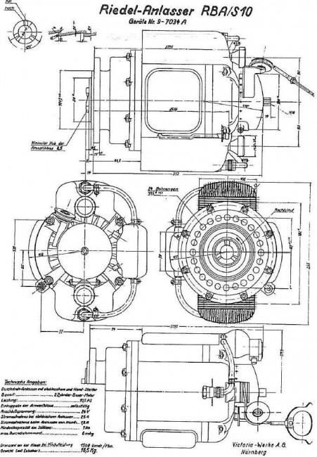 Startovani Prvnich Nemeckych Proudovych Motoru