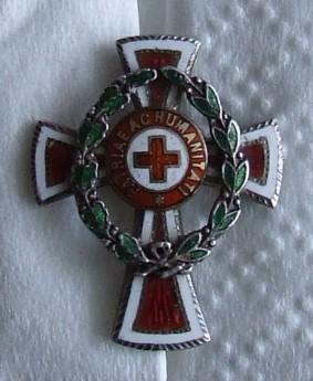 Miniatúra dôstojníckeho kríža - averzfoto: Ivan Chudý