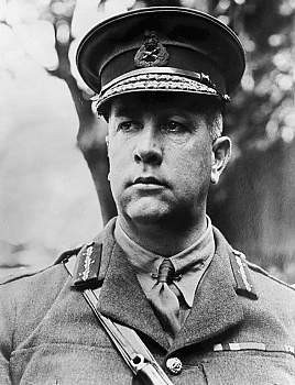 Major-General Arthur Currie