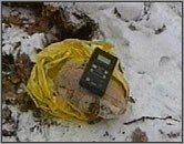 Špinavá bomba v moskovskom parku