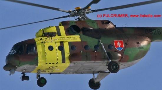 Mi-17M SAR