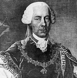 Friedrich Wilhelm Graf Haugwitz