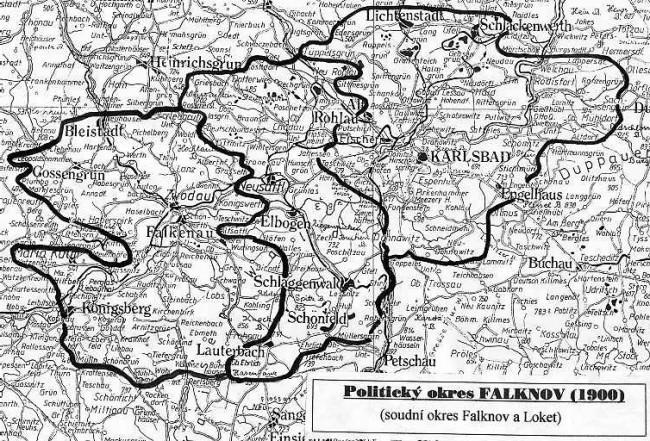 Loketsko, Falknovsko, Karlovarsko