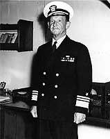 admiral Frank Jack Fletcher