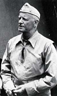 admirál Chester W. Nimitz