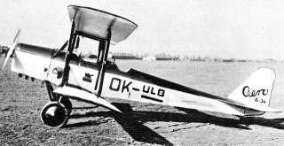 "Aero A - 34J ""Kos"""