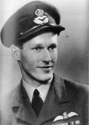Squadron Leader Ian Willoughby Bazalgette, V.C., D.F.C.