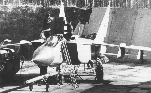 Sovjetski strateški lovac koji je uplašio Zapad