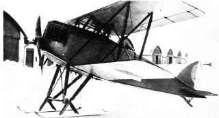 Aero A - 18 na lyžích